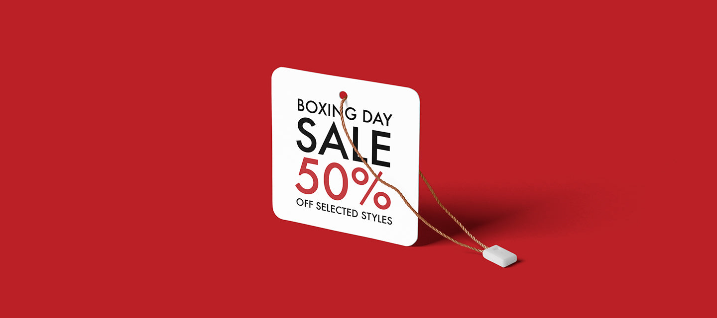 Arrived Boxing Day Sale - 50% OFF selected styles