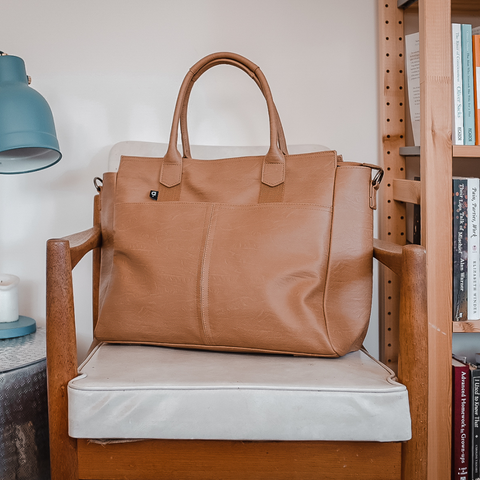 The Hayes Baby Bag Tote