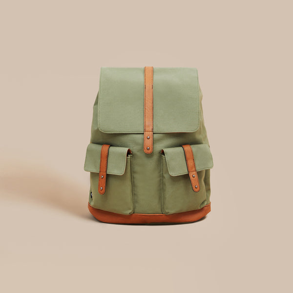 The Arrived Backpack - Khaki