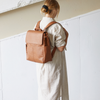 The Hayes Baby Bag Backpack - Tan