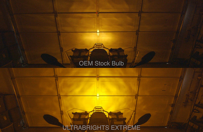 Weiser Ultrabrights Blinker Comparison