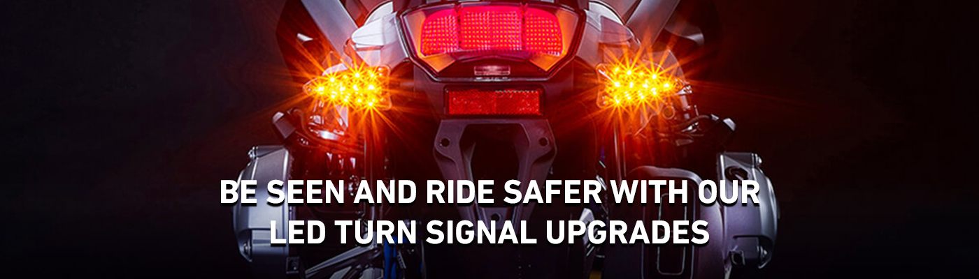 Turn Signals Category Desktop Banner