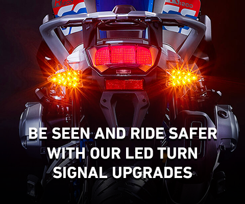 Turn Signals Category Mobile Banner