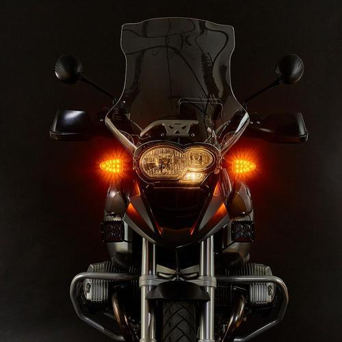 ULTRABRIGHTS LED Legacy I Turn Signal Upgrades for earlier BMW motorcycles 2000-2014 (LG1-IND-BM01) Image 2