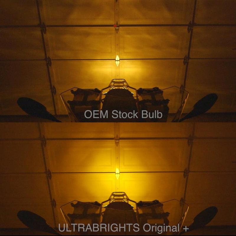 ULTRABRIGHTS LED Original+ Turn Signal Upgrades for newer Aprilia, KTM, Triumph, BMW, Zero motorcycles (and more) (ORG-IND-GE01) Image 5