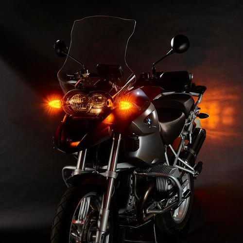 ULTRABRIGHTS LED Legacy I Turn Signal Upgrades for earlier BMW motorcycles 2000-2014 (LG1-IND-BM01) Image 3