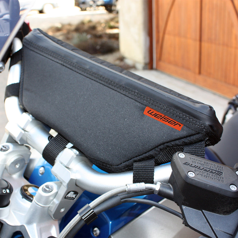 MotoPOCKET by Weiser ADVENTURE Handlebar Bags - available in two sizes