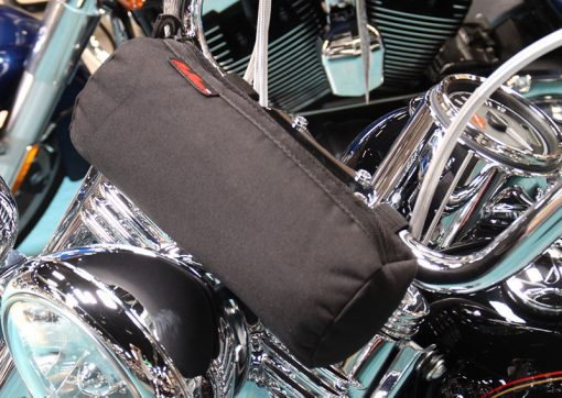 "MotoPOCKET Motorcycle Handlebar Bag – Horizontal Mount 4"" x 10.5"""