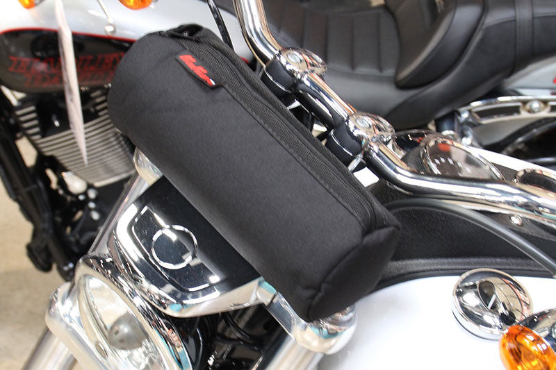 "MotoPOCKET by Weiser Motorcycle Handlebar Bag – Riser Mount 4"" x 10.5"""