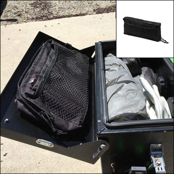MotoPOCKET by Weiser Motorcycle Side Case Bag 14″x 6″