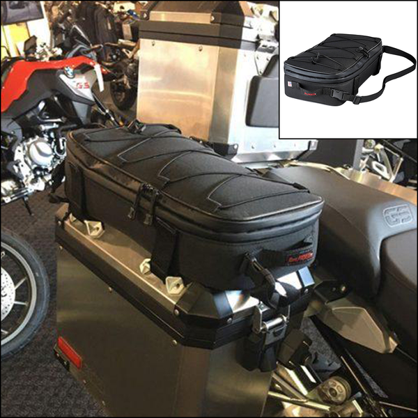 "MotoPOCKET By Weiser Expandable Pannier Bag 18"" x 10"" x 4"""