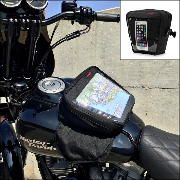 MotoPOCKET by Weiser Magnetic Motorcycle Tank Bag