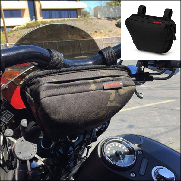 "MotoPOCKET by Weiser T-Bar Bag 7"" x 11"" x 2"""