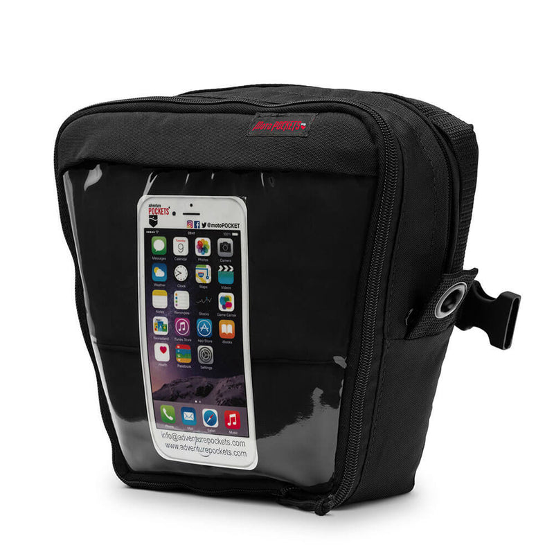 MotoPOCKET Magnetic Tank Bag