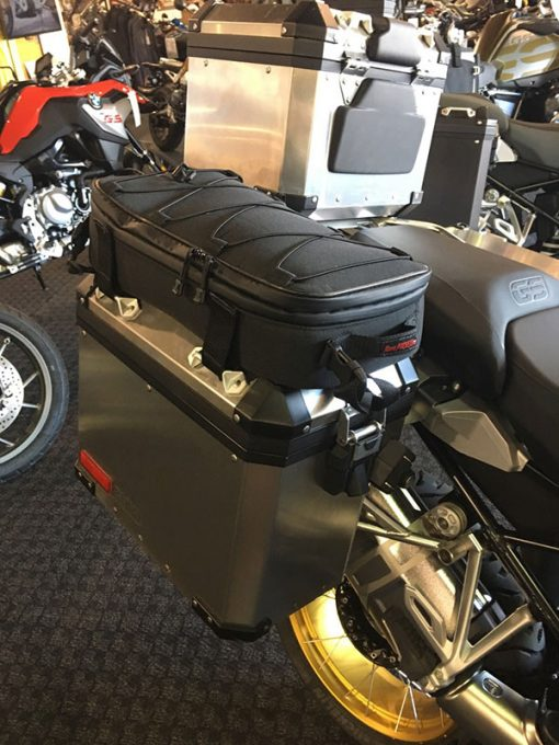 "MotoPOCKET Expandable Pannier Bag 18"" x 10"" x 4"""