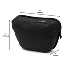 "MotoPOCKET Windshield Bag 11"" x 7"" x 2"""