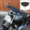 "11"" ADVENTURE Handlebar Bags 11"" x 6"" x 2"" - Shown On A BMW R NineT 2014-2021"