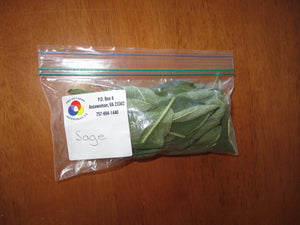 Triune Herbs, snack-size bag