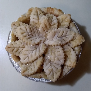 Mini Apple Pie, 5""