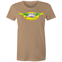 Load image into Gallery viewer, HARS Logo - Women's Tee