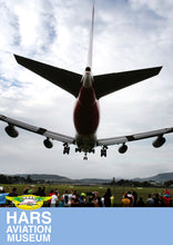 "Load image into Gallery viewer, BOEING 747-400 ""VH-OJA CITY OF CANBERRA"" BOOK HARD COPY VERSION"