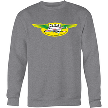 Load image into Gallery viewer, HARS Logo - Crew Neck Jumper Sweatshirt