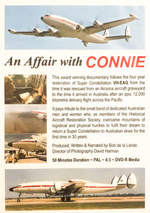 An Affair With Connie- Digital Download