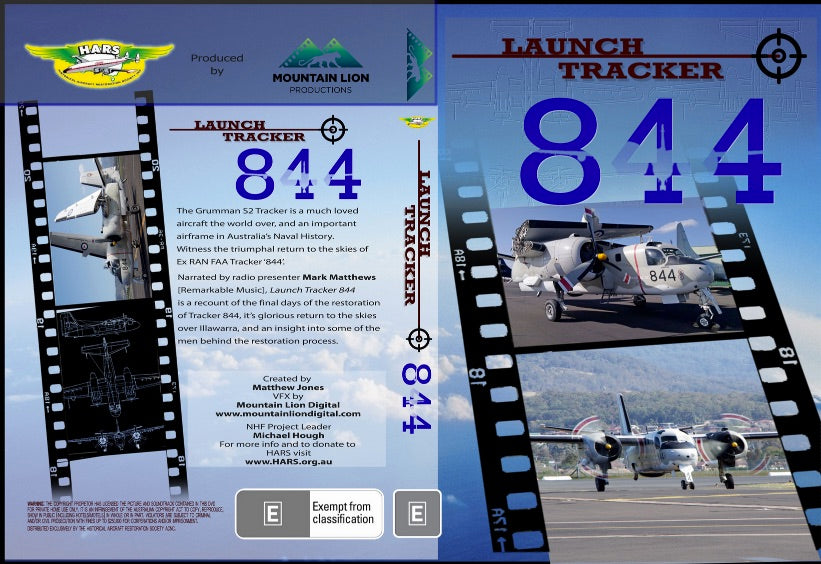 Launch Tracker 844 Digital Download