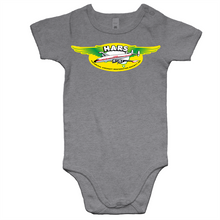 Load image into Gallery viewer, HARS Logo- Baby Onesie Romper