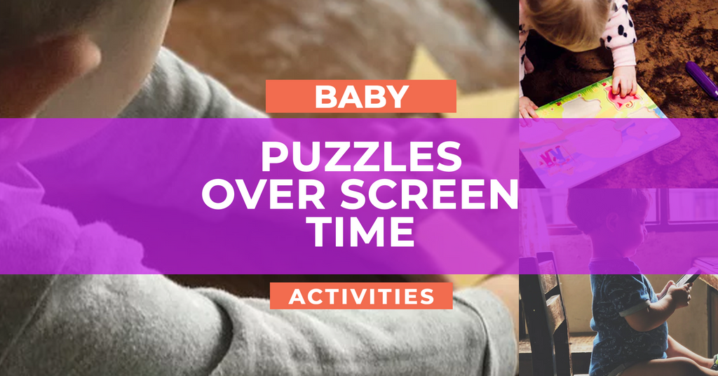 Puzzles over screen time