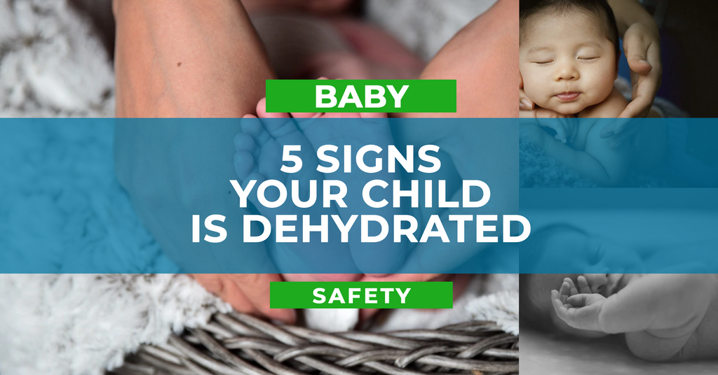 5 Signs Your Child is Dehydrated