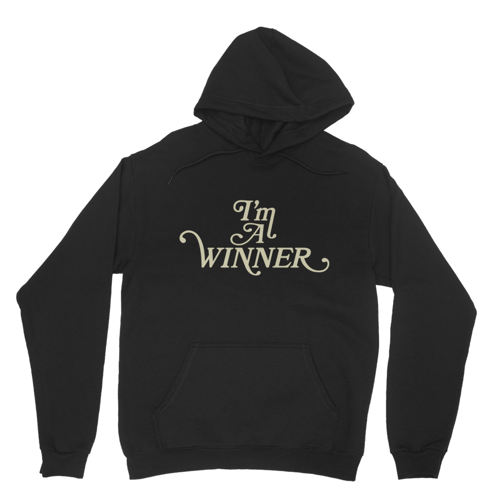 I'm a WINNER Classic Adult Hoodie (More Colors)