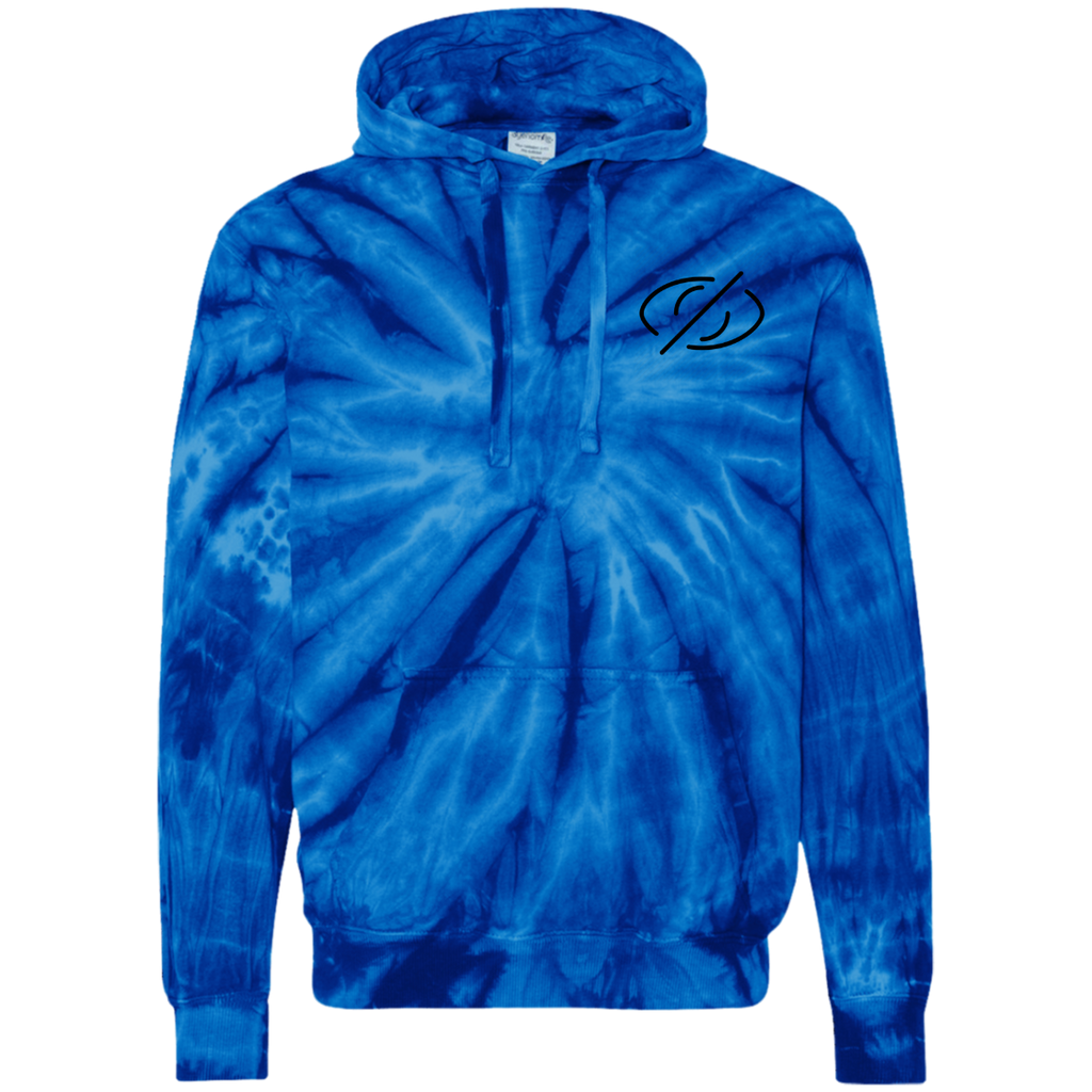 EYE Tie-Dyed Pullover Hoodie- 2 colors