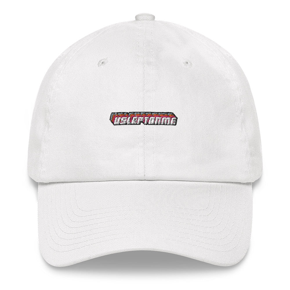 U Slept On Me 3D Dad hat