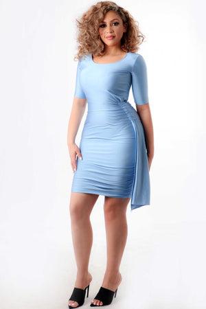 Queen Bea Bodycon Dress