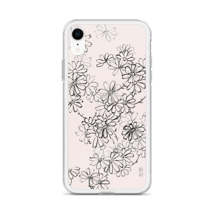Cosmos iPhone Case - Pink