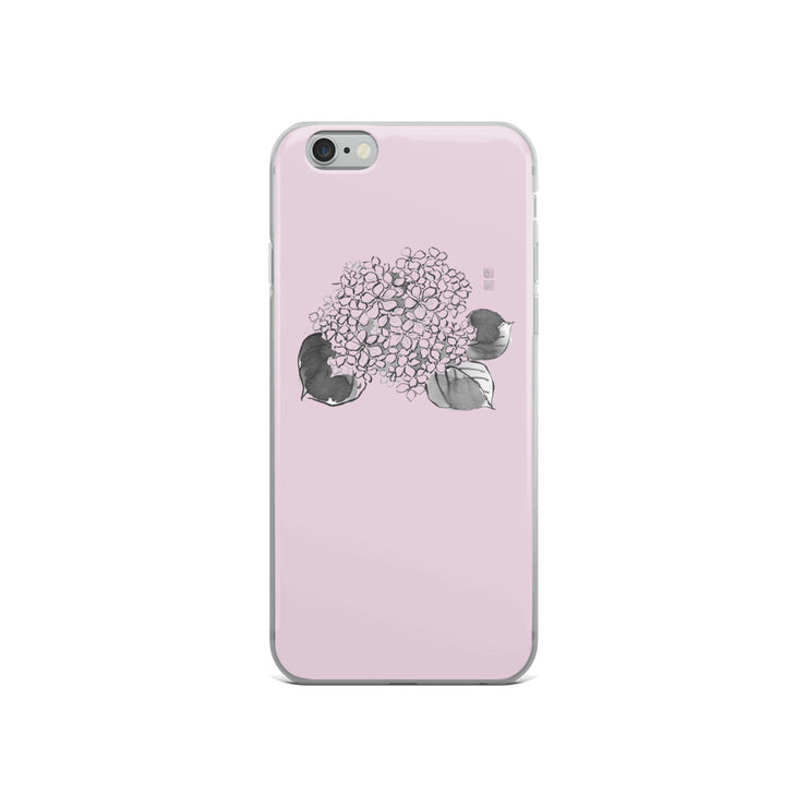 Lilac iPhone Case - Pink