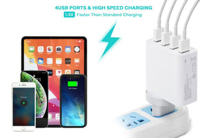 Smart charger QC+PD51W Fast Charger
