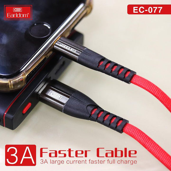 EARLDOM 3A FASTER CABLE APPLE 1M ECO771