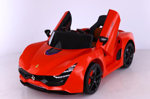 TOY CAR CHILDREN FERRARI JOYRIDE EXPERIENCE RIDE ON CARS