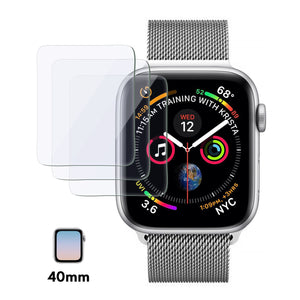 Apple Watch UV Light Liquid Glue Tempered Glass Curved 38 40 42 44mm