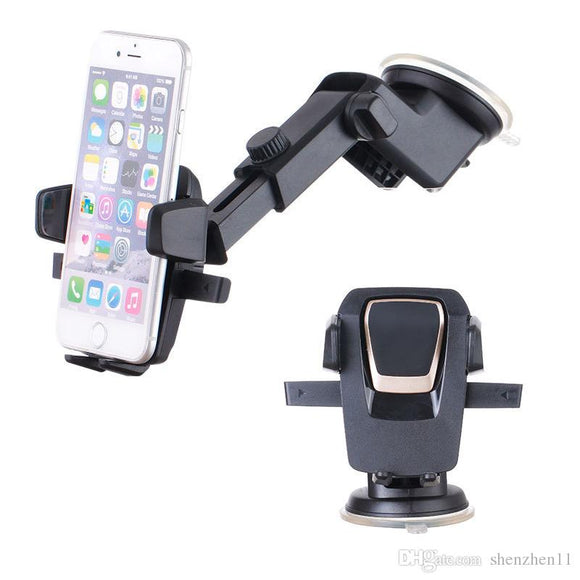 Easy One Touch Car and Desk Mount