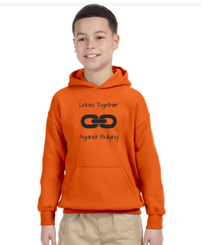 Anti- Bullying Hoodie (Youth Sizes)