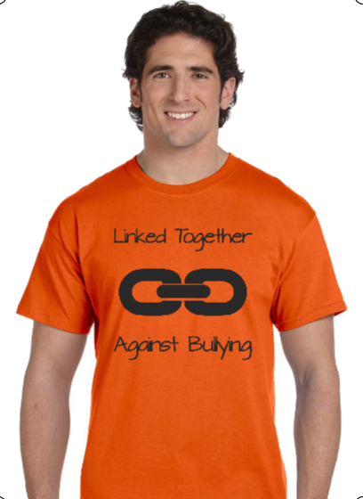 Anti- Bullying T -Shirt (Adult Sizes)