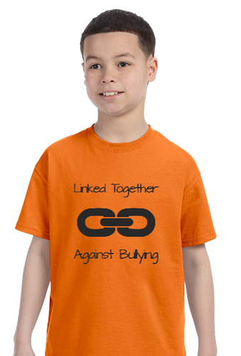 Anti- Bullying T -Shirt (Youth Sizes)