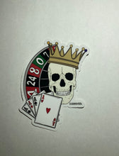 Load image into Gallery viewer, King of Ace's Sticker
