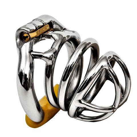 Cage de chasteté Homme - The ring M