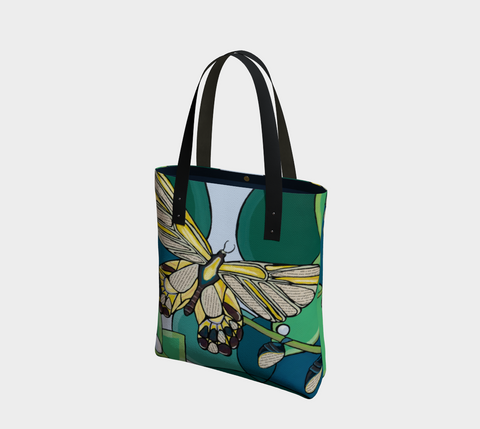 Bookerfly Tote Bag