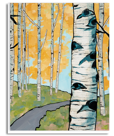 Aspen Stories Greeting Card