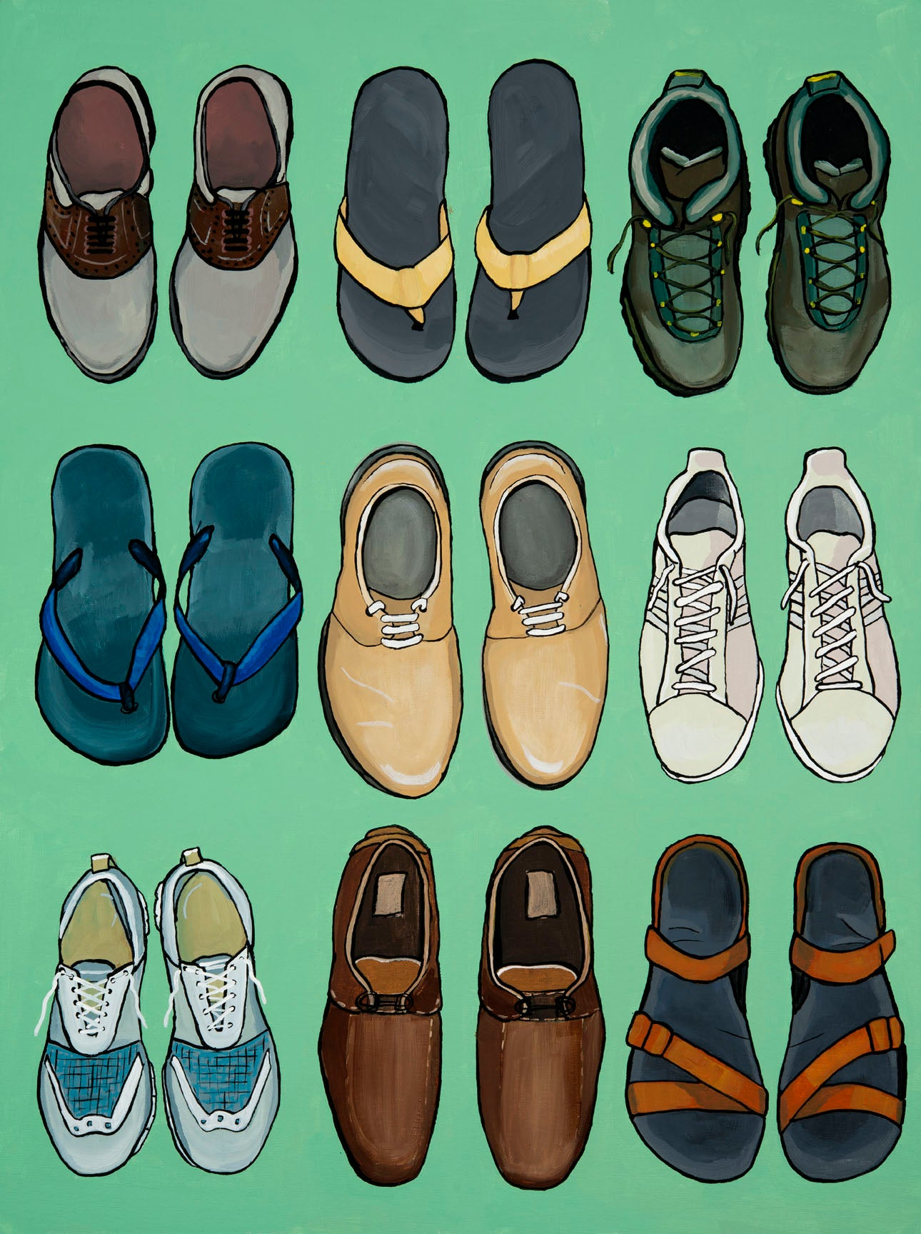 Choose your Shoe Original